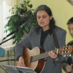 Daniela Bejenaru - Help of the Leadear of praise and worship