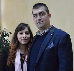 Betuel and Cristina Preda (Volunteer Members)
