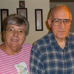 Bill and Louisa Cyriax (Volunteer Members)
