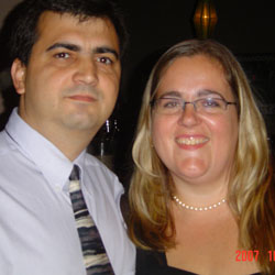 Cornel and Loreen Preda (Volunteer Members)