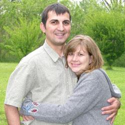 Florin și Laura Preda-Smith (Membrii Fondatori)