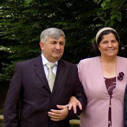 Preda Gheorghe și Maria (Fondatorii Fundației)